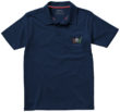 Let Poloshirt - navy