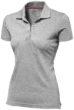Advantage Damen Poloshirt  Slazenger - grau meliert