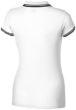 Deuce Damen Poloshirt Slazenger - weiß