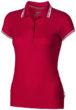 Deuce Damen Poloshirt Slazenger - rot