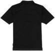 Receiver Poloshirt Slazenger - schwarz