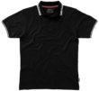 Deuce Poloshirt Slazenger - schwarz