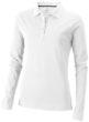 Oakville Damen Poloshirt ELEVATE - weiß