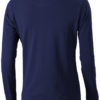 Oakville Damen Poloshirt ELEVATE - navyRückenansicht