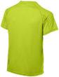 Serve T Shirt Slazenger - apfelgrünRücken