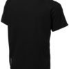 Serve T Shirt Slazenger - schwarzRücken