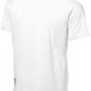 Serve T Shirt Slazenger - weißrotRücken