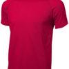 Serve T Shirt Slazenger - rot