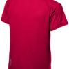 Serve T Shirt Slazenger - rotRücken