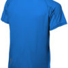 Serve T Shirt Slazenger - himmelblauRücken