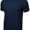 Serve T Shirt Slazenger - navy