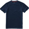 Serve T Shirt Slazenger - navyRücken