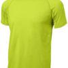 Serve T Shirt Slazenger - apfelgrün