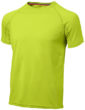 Serve T Shirt Slazenger - apfelgrün