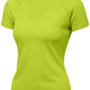 Serve Damen T Shirt Slazenger - apfelgrün