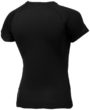 Serve Damen T Shirt Slazenger - schwarzRücken
