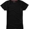 Serve Damen T Shirt Slazenger - schwarz