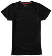 Serve Damen T Shirt Slazenger - schwarz