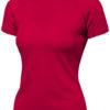 Serve Damen T Shirt Slazenger - rot