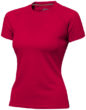 Serve Damen T Shirt Slazenger - rot