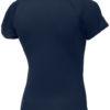 Serve Damen T Shirt Slazenger - navyRücken