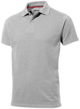 Advantage Poloshirt Slazenger - grau meliert