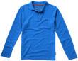 Point Poloshirt langärmlig Slazenger - himmelblau