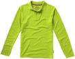 Point Poloshirt Slazenger - apfelgrün