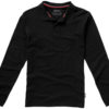 Point Poloshirt Slazenger - schwarz