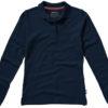 Point Damen Poloshirt Slazenger - navy