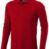 Oakville Poloshirt ELEVATE - rot