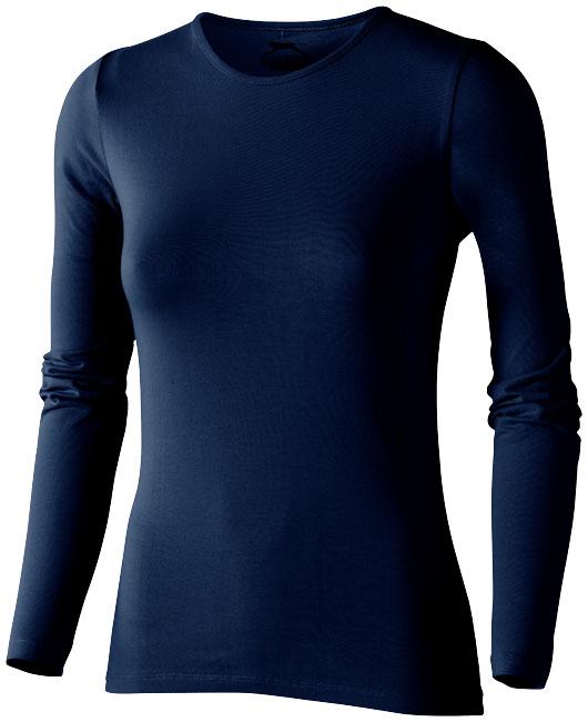 Curve Damen T-Shirt langärmlig Slazenger
