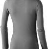 Curve Damen T-Shirt langärmlig Slazenger - Rückenansicht