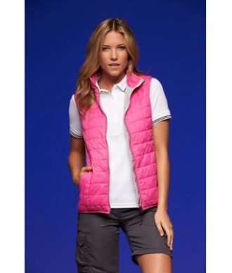 Ladies Hybrid Vest James & Nicholson