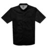 Stirling Hemd kurzärmlig ELEVATE - schwarz