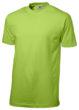 Werbartikel T Shirts SLAZENGER 150 - T Shirts inapfelgrün