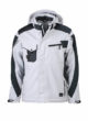 Craftsmen Softshell Jacket - white/carbon