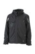 Craftsmen Softshell Jacket James & Nicholson - black/black