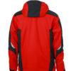 Craftsmen Softshell Jacket James & Nicholson - Rückenansicht