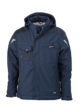 Craftsmen Softshell Jacket James & Nicholson - navy/navy