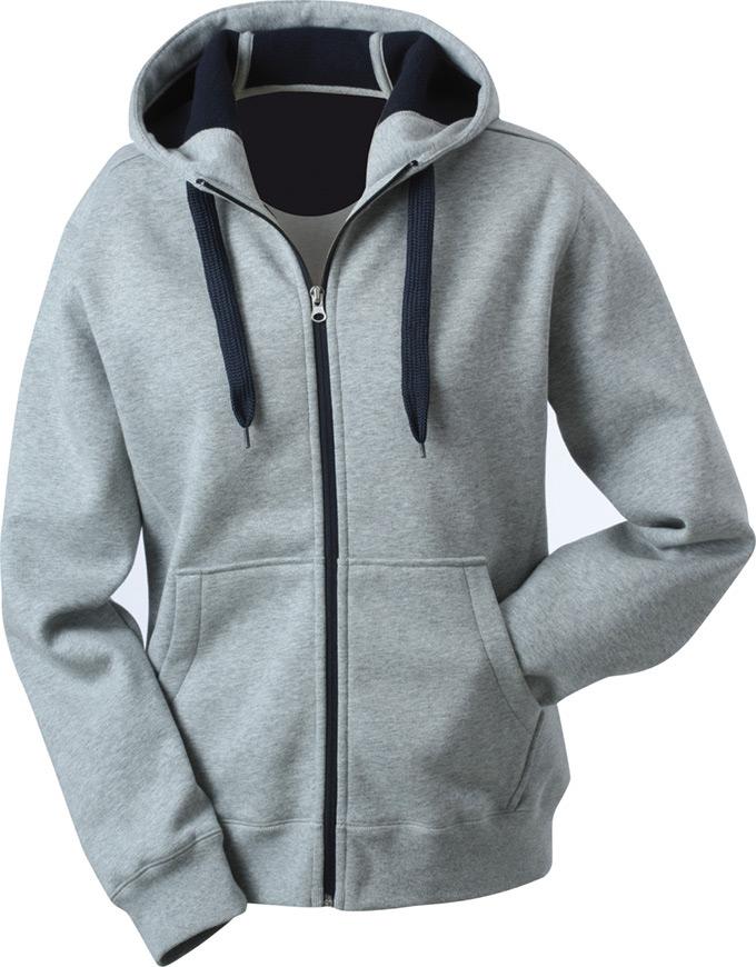 Mens Doubleface Jacket - sports grey/navy
