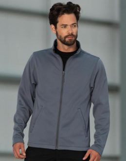 Mens Smart Softshell Jacket Russel