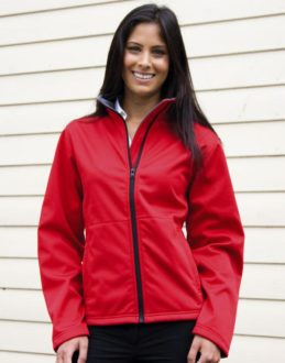 Ladies Core Softshell Result