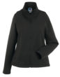 Ladies Smart Softshell Jacket Russel - black