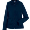 Ladies Smart Softshell Jacket Russel - French Navy