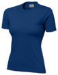 Damen T-Shirt SLAZENGER 150 - classic royalblau