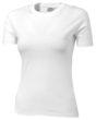 Damen T-Shirt SLAZENGER 150 - weiß