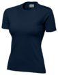 Damen T-Shirt SLAZENGER 150 - navy