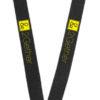 Schlüsselband 20 mm mit Sicherheitsverschluss - schwarz