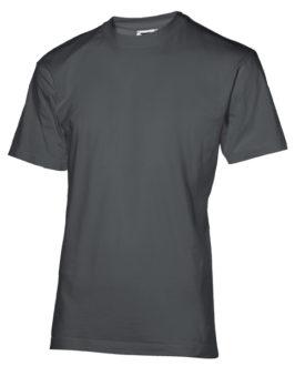 Werbeartikel T-Shirts SLAZENGER 200 - T Shirts indunkelgrau